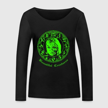 Beautiful Creatures | green - Frauen Bio-Langarmshirt von Stanley & Stella