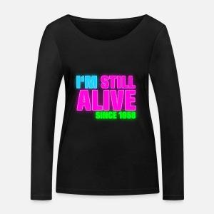 Womens Organic Longsleeve Shirt