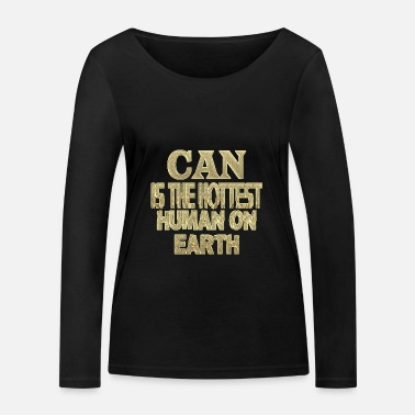 Can Can - Women's Organic Longsleeve Shirt