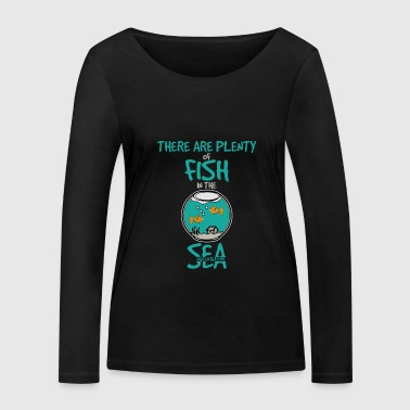 Aquarium - Women's Organic Longsleeve Shirt by Stanley & Stella