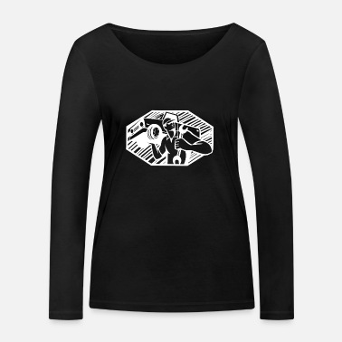 Mechanical mechanic - Women's Organic Longsleeve Shirt