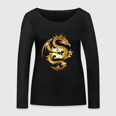 Dragon - Women's Organic Longsleeve Shirt by Stanley & Stella