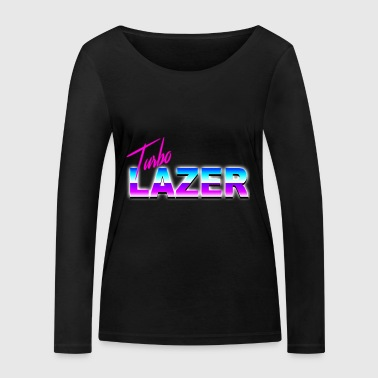 Turbo Lazer - T-shirt manches longues bio Stanley & Stella Femme