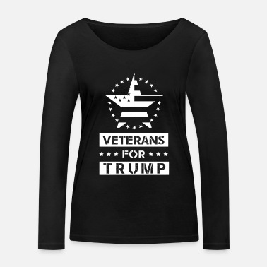 Memorial Day VeteransDay Military Gift21 30 10 1 - Women's Organic Longsleeve Shirt