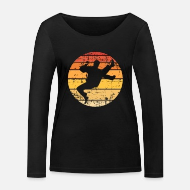Martial Artist martial artists - Women's Organic Longsleeve Shirt