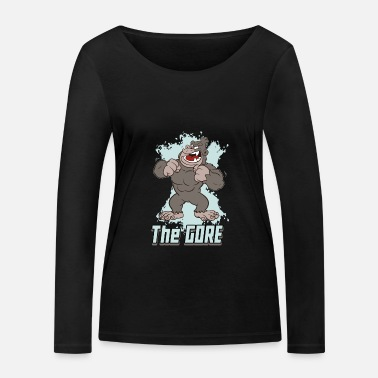 Gore Muscle Gorilla The Gore - Women's Organic Longsleeve Shirt