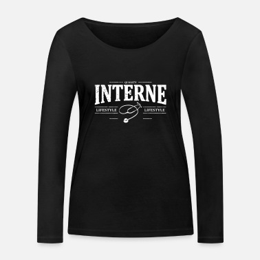 International internal - Women's Organic Longsleeve Shirt
