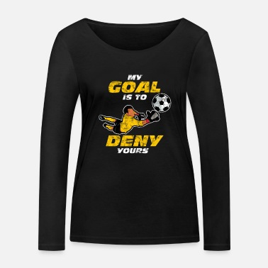 But De Football But de football - T-shirt manches longues bio Femme