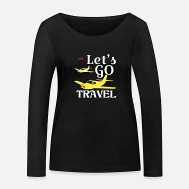 Recreational recreational pilot - Women's Organic Longsleeve Shirt