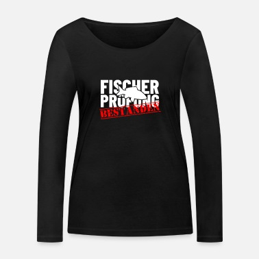 Fishery Fishery examination passed - Women's Organic Longsleeve Shirt