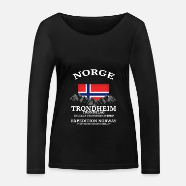Wikstroem Norway Expedition Trondheim T skjorte for