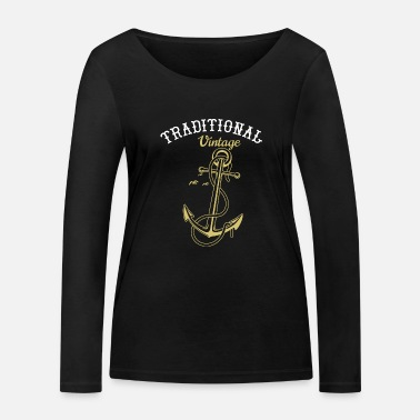 Tradition traditional - Women's Organic Longsleeve Shirt