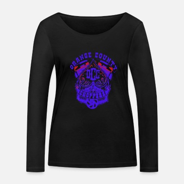 Playing Poker Poker Playing Cards - Women's Organic Longsleeve Shirt