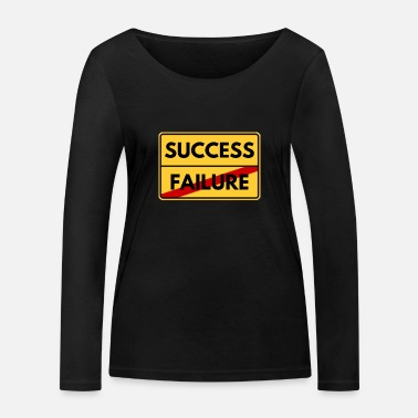 Success SUCCESS - SUCCESS - Women's Organic Longsleeve Shirt