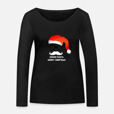 Merry Christmas Merry Christmas - T-shirt manches longues bio Femme