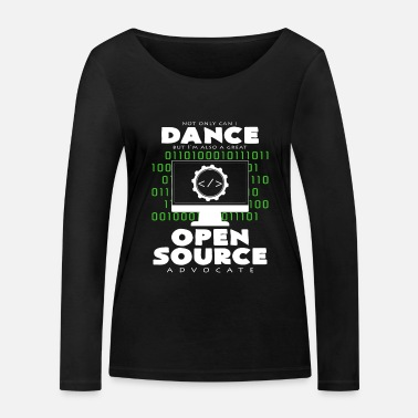 Open Source Open-source software - Women's Organic Longsleeve Shirt