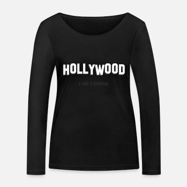 Hollywood HOLLYWOOD - Ekologisk långärmad T-shirt dam