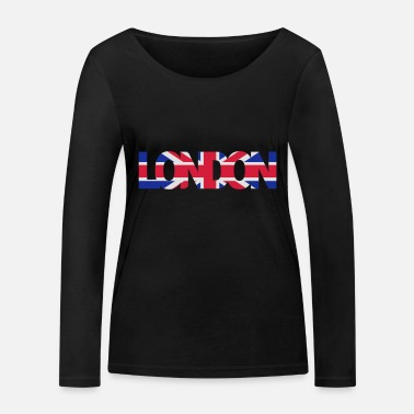 London - Frauen Bio Langarmshirt