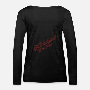 Brothers Brothers brother - Women's Organic Longsleeve Shirt