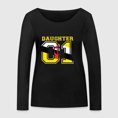 Daughter daughter queen 01 Brunei - Women's Organic Longsleeve Shirt by Stanley & Stella