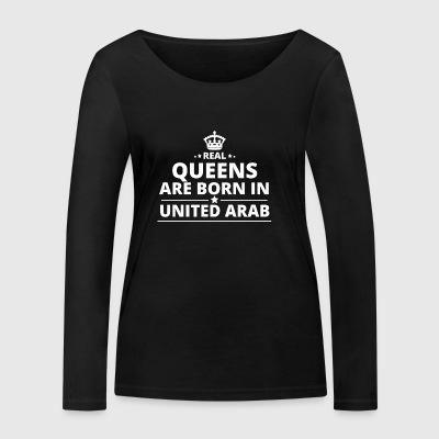 LOVE GIFT queensborn in UNITED ARAB EMIRATES - Women's Organic Longsleeve Shirt by Stanley & Stella