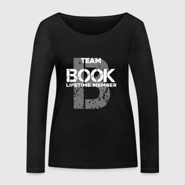 BOOK SHIRT - Women's Organic Longsleeve Shirt by Stanley & Stella