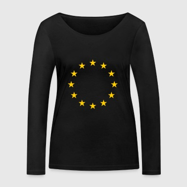 Europe - T-shirt manches longues bio Stanley & Stella Femme