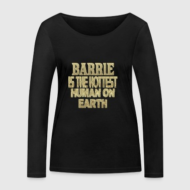 Barrie - T-shirt manches longues bio Stanley & Stella Femme