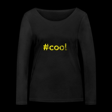 #COOL - T-shirt manches longues bio Stanley & Stella Femme