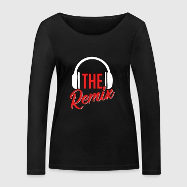 The Original The Remix T-shirt - T-shirt manches longues bio Stanley & Stella Femme
