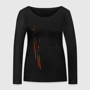 abstract - Women's Organic Longsleeve Shirt by Stanley & Stella