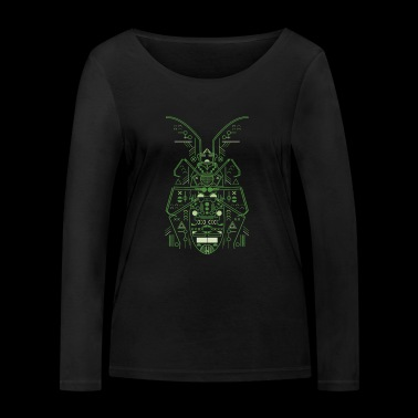 bug - T-shirt manches longues bio Stanley & Stella Femme