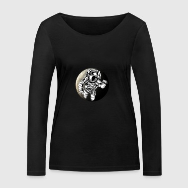 SciFi - Space Adventure - Women's Organic Longsleeve Shirt by Stanley & Stella