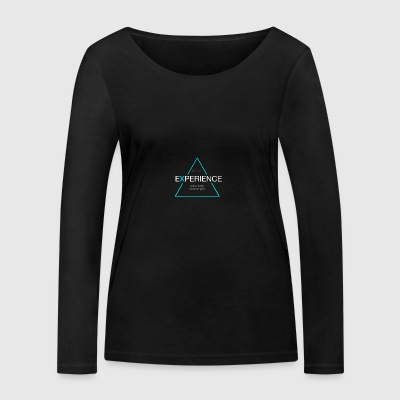 Experiences sports, travel adventure - Women's Organic Longsleeve Shirt by Stanley & Stella