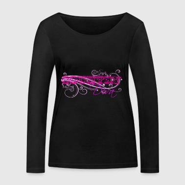 BR_country_diva - T-shirt manches longues bio Stanley & Stella Femme