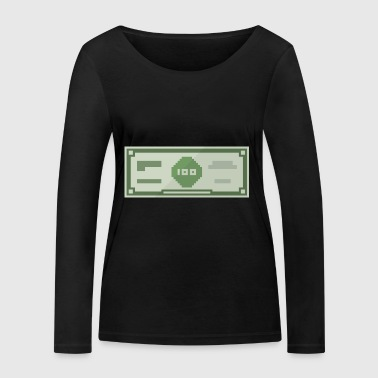 Hundred Dollar - Women's Organic Longsleeve Shirt by Stanley & Stella