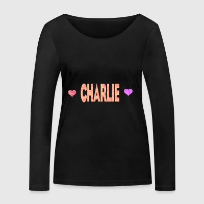 Charlie - T-shirt manches longues bio Stanley & Stella Femme