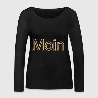 Moin ropes maritim north germany gift - Women's Organic Longsleeve Shirt by Stanley & Stella