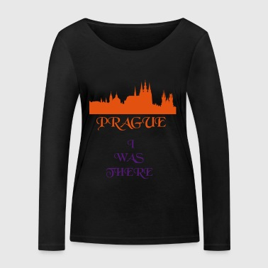 I Was There Prague - Women's Organic Longsleeve Shirt by Stanley & Stella