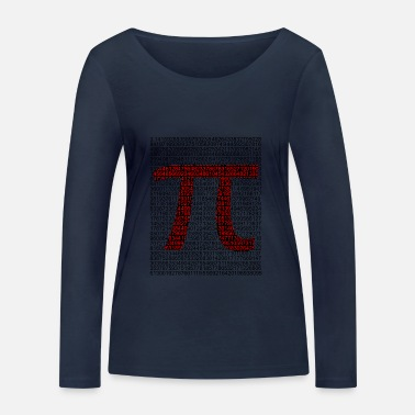PI High Quality for Nerds - Women's Organic Longsleeve Shirt by Stanley & Stella