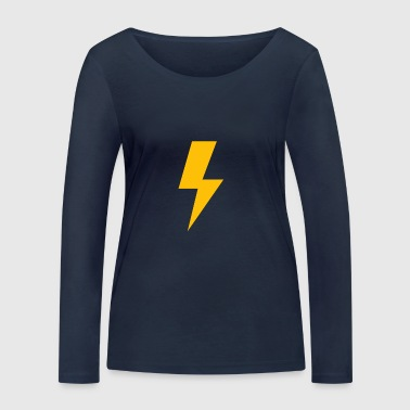 flash on - Women's Organic Longsleeve Shirt by Stanley & Stella