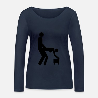 Sex Position Sex positions - Women's Organic Longsleeve Shirt by Stanley & Stella