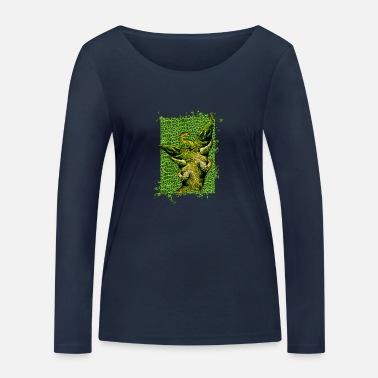 Skin Crocodile skin - Crocodile skin - Women s Organic Longsleeve Shirt by  Stanley  amp  ... 3068edacf