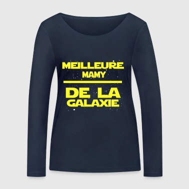 mamy - T-shirt manches longues bio Stanley & Stella Femme