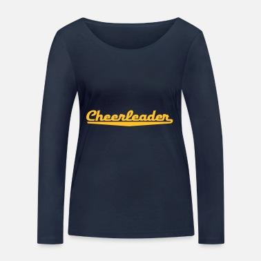 Cheerleading 2541614 15055257 cheerleading new - Women's Organic Longsleeve Shirt by Stanley & Stella