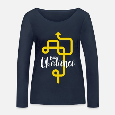 Rally Obedience Rally Obedience - Women's Organic Longsleeve Shirt