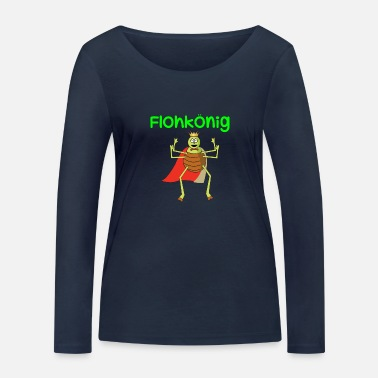flea King - Women's Organic Longsleeve Shirt