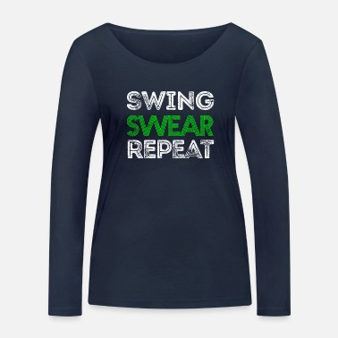 Award Golf award - Women's Organic Longsleeve Shirt