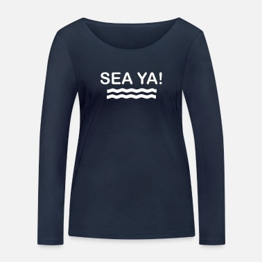 Sea - Women's Organic Longsleeve Shirt
