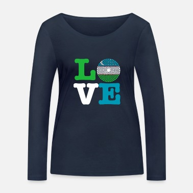 Heat HEATING - Women's Organic Longsleeve Shirt